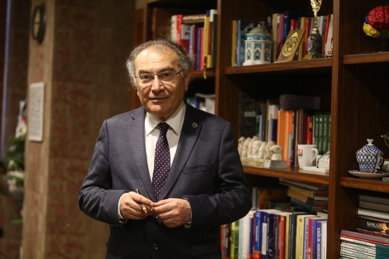 Prof. Dr. Nevzat Tarhan: İnsanın en büyük projesi kendisidir