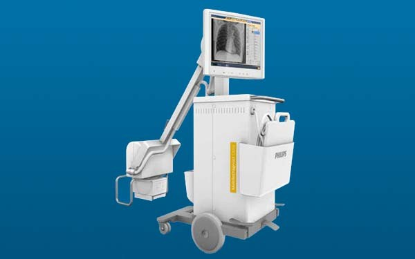 Wireless Operable Mobile Digital X-Ray