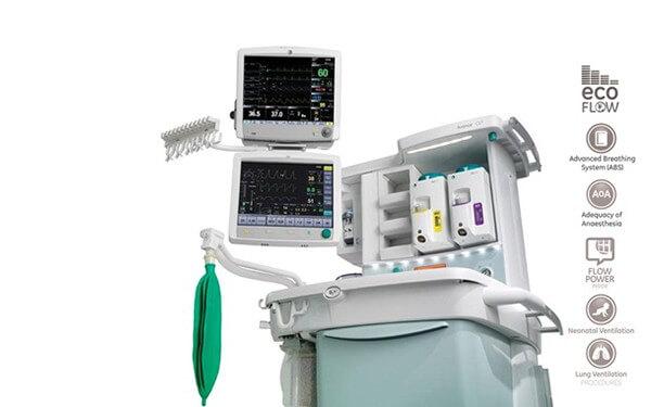 Ağrı Derinliği Ölçebilen Anestezi Cihazı
