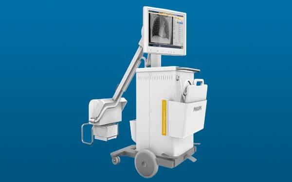 Kablosuz Çalışabilen Mobile Dijital Röntgen