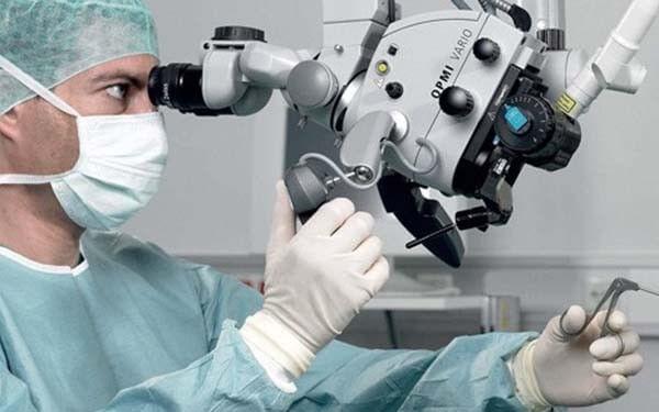 Üst Düzey Cerrahi Mikroskop