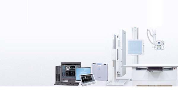 Standart ve Ortapedik Çekime Uygun Dijital Röntgen